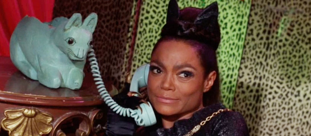 Eartha Kitt as Catwoman, Batman