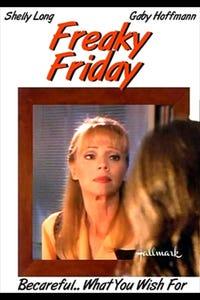 Freaky Friday as Rachel