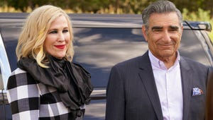 Schitt's Creek With a Law & Order Intro Is the Crossover We Didn't Know We Needed