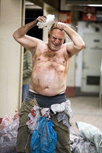 "Louie - Season 2 - ""Subway"" - Louis Iacovinoin"