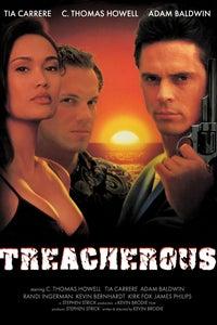 Treacherous as Dr. Jessica Jamison