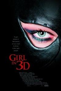 Girl in 3D as Frida
