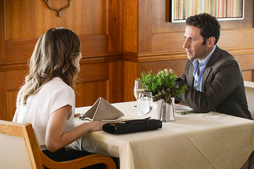 """Royal Pains - Season 4 - """"About Face"""" - Mark Feuerstein"""