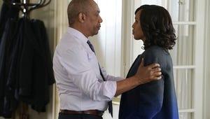 Scandal's Joe Morton Says Rowan's Biggest Concern is Saving Olivia