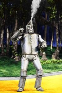 Jack Haley as Tin Woodman/Hickory