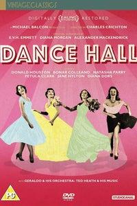 Dance Hall as Mona