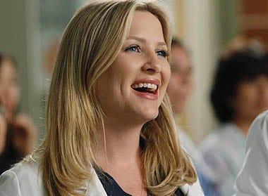 "Grey's Anatomy - Season 7 - ""With You I'm Born Again"" - Jessica Capshaw"