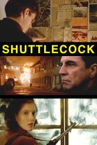 Shuttlecock as Major James Prentis VC