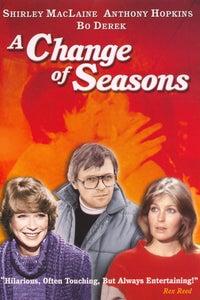 A Change of Seasons as Adam Evans