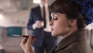 Here's Your First Look at Helena Bonham Carter on The Crown