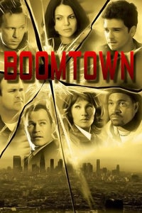 Boomtown as Audrey Wisnicki