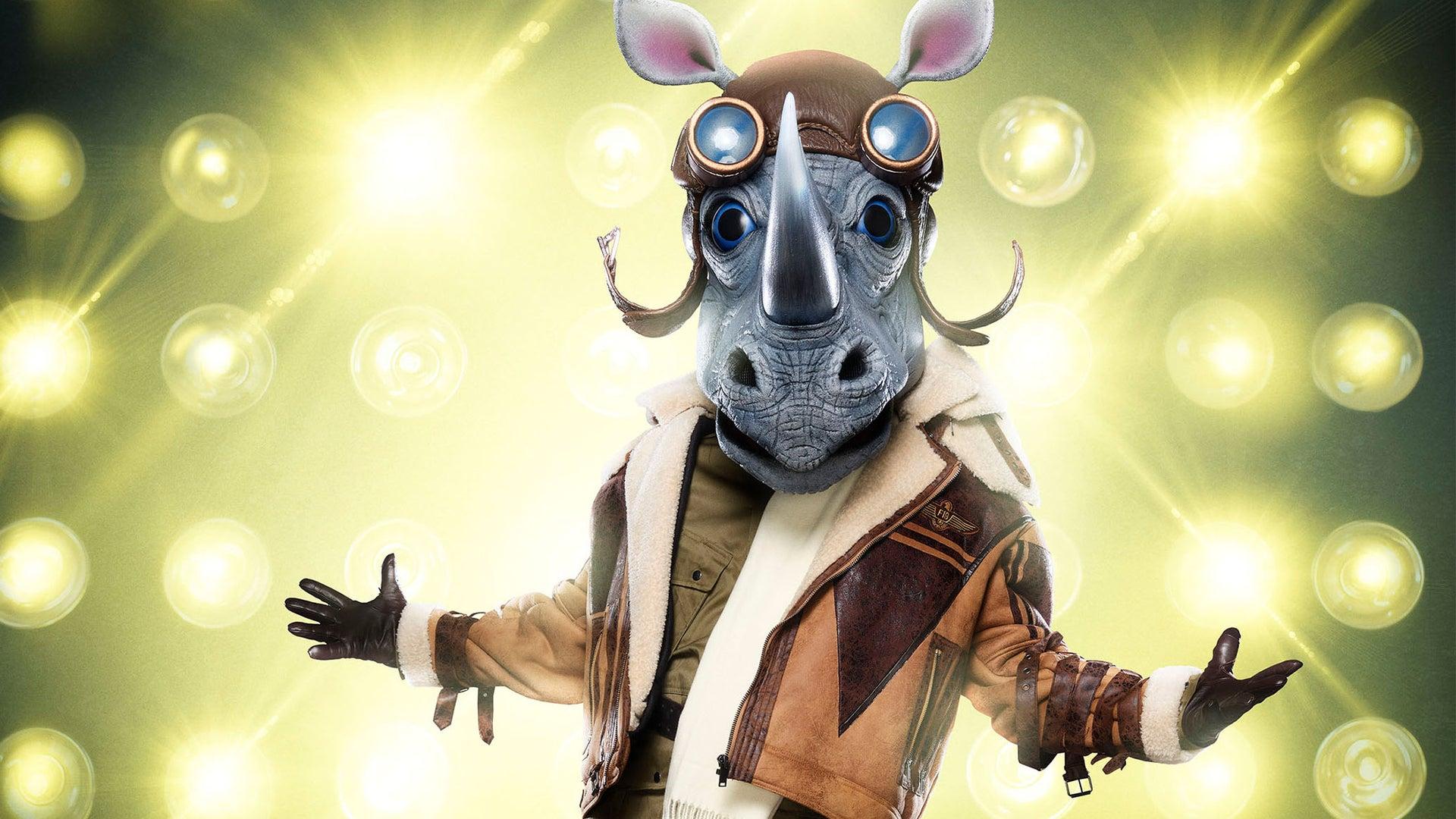 The Masked Singer, Rhino