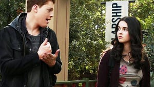 Switched at Birth Exclusive Video: Bay and Emmett Talk About Their Future