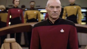 Watch the Star Trek Cast Take Our 'Which Captain Are You' Quiz
