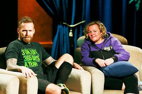 The Biggest Loser - Season 14 - Bob Harper and Gina McDonald