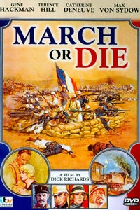 March or Die as Col. Lamont