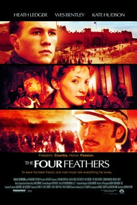 As quatro penas brancas as Harry Feversham