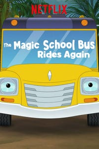 The Magic School Bus Rides Again as Ms. Frizzle