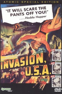 Invasion U.S.A. as Second Airline Ticket Agent