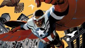 Fox & Friends Slams the New Captain America for His Politics