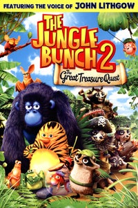The Jungle Bunch 2: The Great Treasure Quest as Maurice