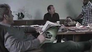 VIDEO: Mel Gibson, Jamie Foxx and Garry Shandling Brainstorm a Tribute for Robert Downey Jr.