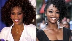 Top Model's Yaya DaCosta to Play Whitney Houston in Lifetime Biopic