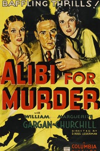 Alibi for Murder as Perry Travis
