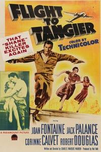 Flight to Tangier as Gogo