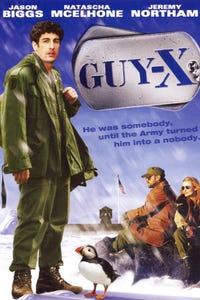 Guy X as Guy X