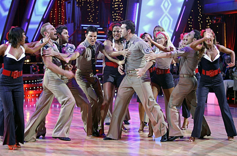 Dancing with the Stars - Season 4 - Cast