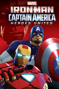 Iron Man & Captain America: Heroes United as Iron Man