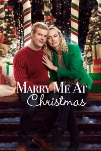 Marry Me at Christmas as Ginger Blake