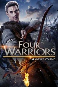 Four Warriors as Baliphar