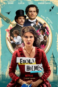 Enola Holmes as Sherlock Holmes