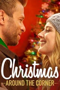 Christmas Around the Corner as Claire