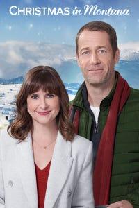 Christmas in Montana as Travis
