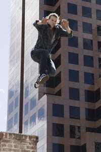 Jesse La Flair as Jayson Colfax