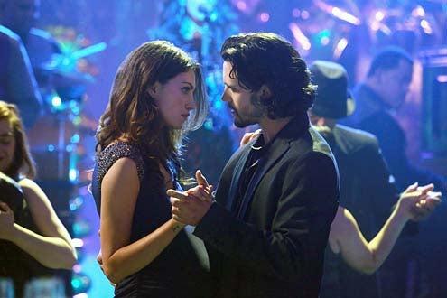 "The Originals - Season 1- ""Moon Over Bourbon Street"" - Phoebe Tonkin and Nathan Parsons"