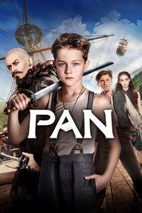 Pan as Tiger Lily