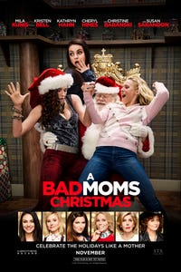 A Bad Moms Christmas as Amy's Mother