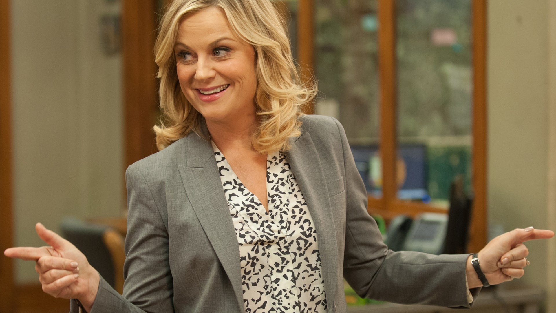 Amy Poeher, Parks and Recreation