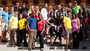 Meet the Amazing Race 19 Cast