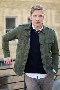 Ryan Hansen as Carson McComb