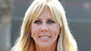 Report: Real Housewives' Vicki Gunvalson Hospitalized