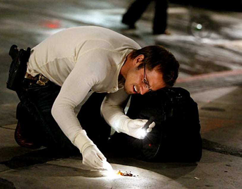 "CSI: NY - Season 4 - ""Taxi"" - Carmine Giovinazzo as Danny Messer"