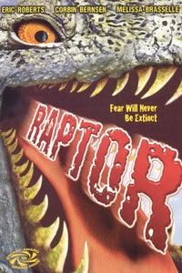 Raptor as Dr. Hyde