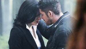 Once Upon a Time's Lana Parrilla: Robin Hood Will Be Forced to Choose