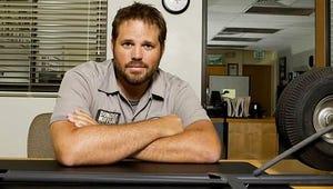 The Office Scoop: David Denman to Return in Season 9