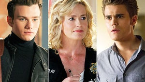 Mega Buzz: Glee's Other Man, a CSI Ex and New Vampire Friends